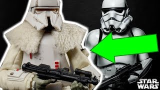 NEW Stormtrooper REVEALED (CANON) - Star Wars Explained