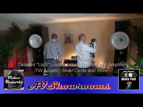 High Water Sound, $165,000 Cessaro Horn speakers, Tron Electric, TW Acustic