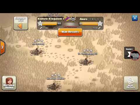 New styles 8 Witch & 18 Bowlers & 1 Golem Destroy TH11 Max Level, War Attack, COC 3 star TH11 War
