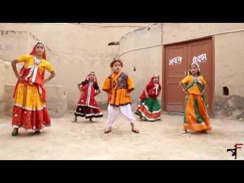 Tharki Chokro | Kids Dance Video | Fuzon Dance School