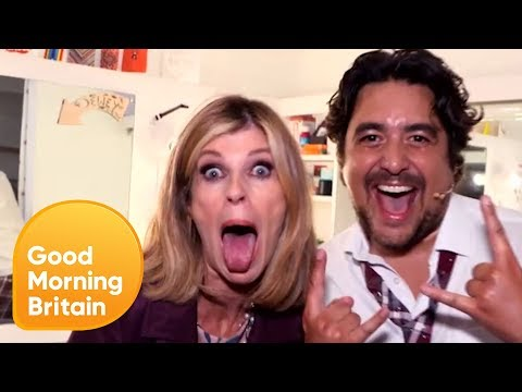 Kate Garraway Tours the West End | Good Morning Britain