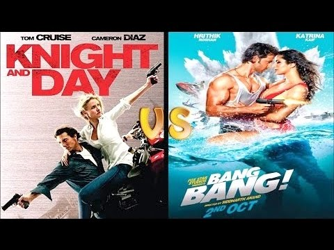 Knight and Day Vs. Bang Bang