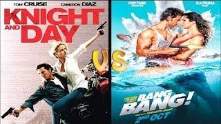 Knight and Day Vs. Bang Bang