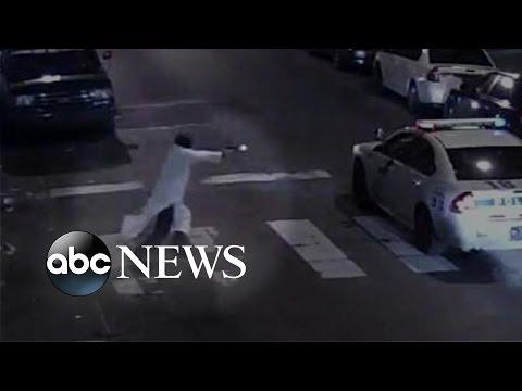 Philadelphia Police Officer Shot By Alleged Islamic Extremist