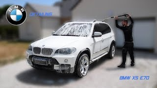 Detailing BMW X5 e70 by MP DETAILING