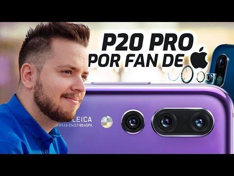 Huawei P20 Pro por FAN DE APPLE