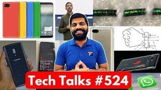 Tech Talks #524 - 950$ Case, Xiaomi Redmi 6, Pixel 3 XL, Whatsapp Forwards, ASUS ROG Phone