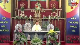 Thánh Lễ mừng 15 năm hồng ân Linh mục P1