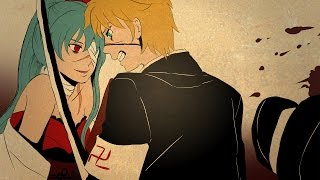 Repeat youtube video 【Hatsune Miku・Kagamine Len】Karakuri 卍 Burst【Cover】