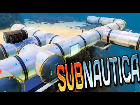 Subnautica | Underwater Sea Bases! | Subnautica Base Update (1080p HD)