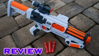 [REVIEW] Nerf Star Wars Episode VII First Order Stormtrooper Deluxe Blaster