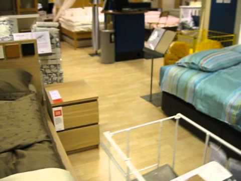 Магазин IKEA Санкт Петербург Спальни - YouTube