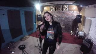 Анечка Highway To Hell ACDC cover (Official Video)