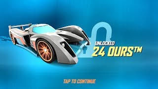 HOT WHEELS RACE OFF - Unlocked New Car 24 OURS™ | First Look | Daily Race off by Hutch Games