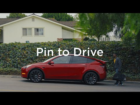 Discover: PIN to Drive