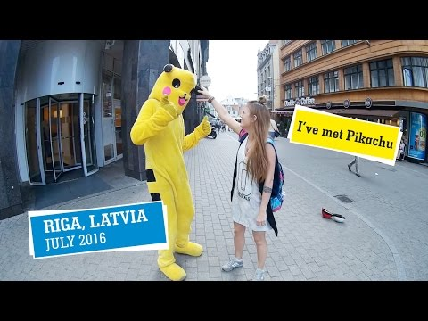 Our trip to Riga, Latvia in Jule 2016