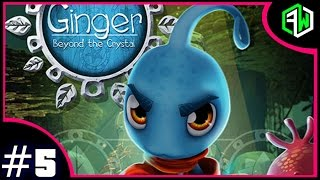 Ginger: Beyond The Crystal [5] Meteor Mountain
