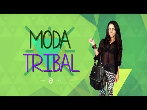 Moda tribal: looks de estilo étnico Videos De Viajes