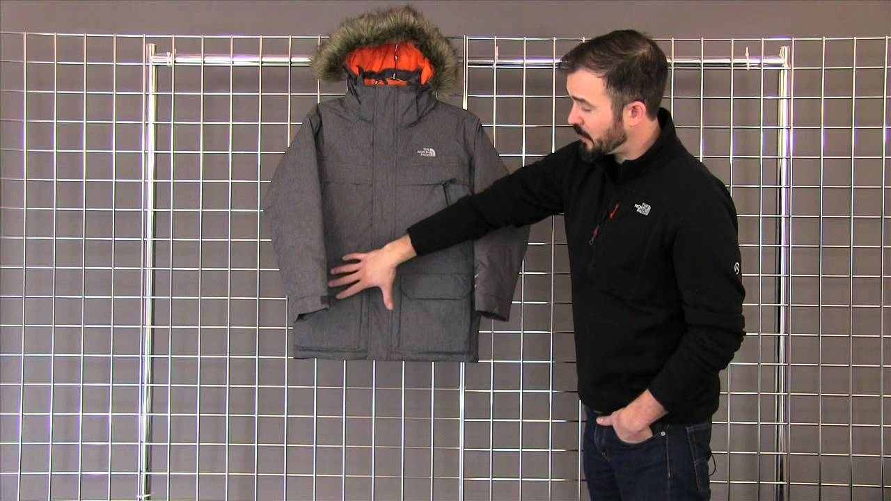 The North Face Boys McMurdo Jacket 2014-2015 - YouTube 8fc7b3e33762