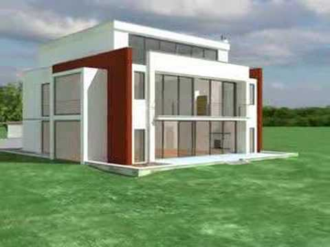 3D Animation Architektur - YouTube