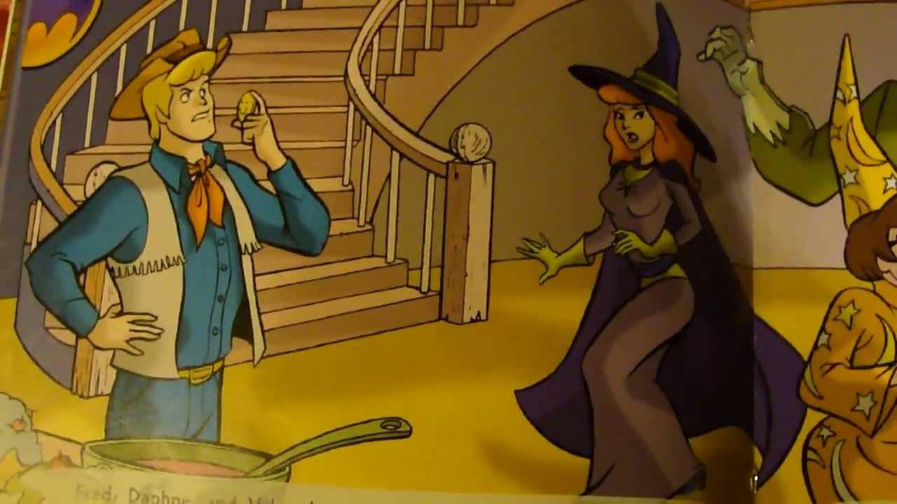 scooby-doo! and the halloween hotel haunt read aloud halloween story