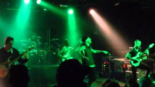 Chelsea Grin feat. Alex (Black Tongue) - Morte Aeterna (live@Conne Island 07.02.2015)