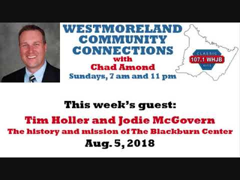 Westmoreland Community Connections: Aug. 5, 2018
