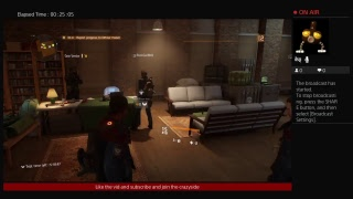 Playing the division|the division