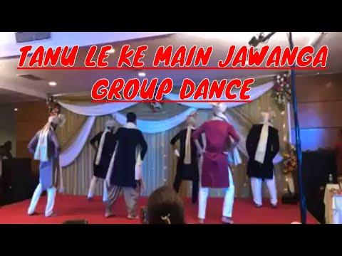 TANU LE KE MAIN JAWANGA || GROUP DANCE || CHOREOGRAPHY || BY ANIL KUMAR LAMBA