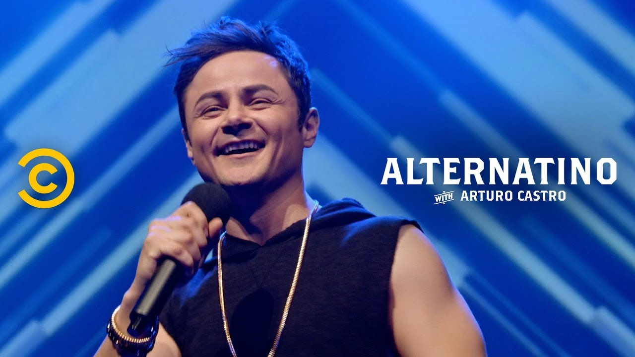 Latin Pop Star, White Audience - Alternatino