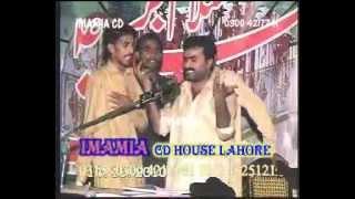 Zakir Qazi Waseem Abbas Musaib majlis 2013 at sargodha