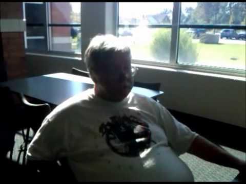 Rick Crawford Interview on Salem Witch Trials