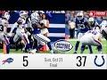 Week 7 Recap: Colts (37) vs Bills (5) | Marlon Mack Has A Career As The Colts Coast