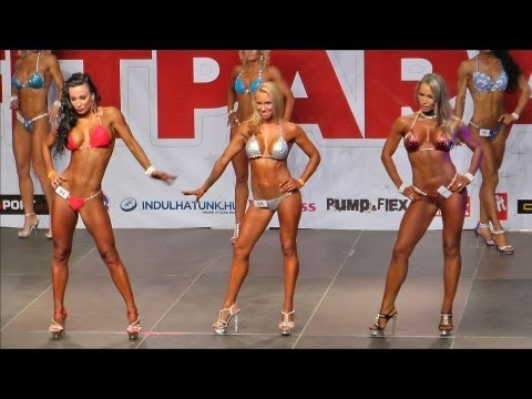 2012.10.20 X. Fitparade Women's Sport & Fitness Models, FitLady, Multisport Festival - FullHD