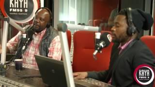 Kaya FM Farewell To Bob Mabena