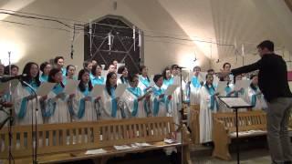 Hiến Lễ Phục Sinh - Ca đoàn ĐMHCG Montréal, Canada
