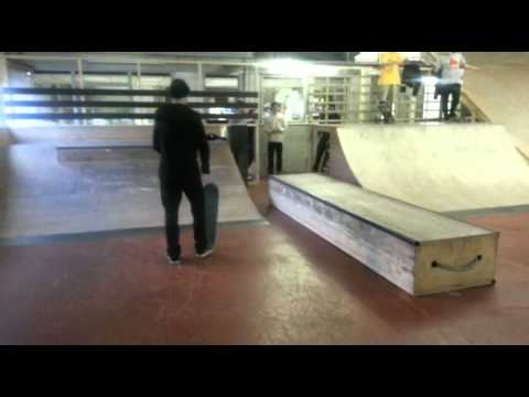 Wolverhampton Skate Park Raises Money For Food Bank