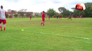 Harambee Stars kicks off preparations for Africa Cup of Nations Qualifier
