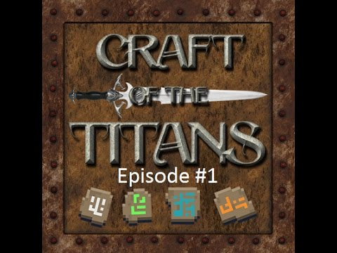 Curse Craft Of The Titans Server Hosting Rental | StickyPiston