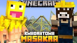 KWADRATOWA MASAKRA: Zrobiłem szalone tory do MANDZIA!
