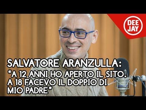 Salvatore Aranzulla: 'A 12 anni ho aperto il sito, A 18 facevo il doppio di mio padre'