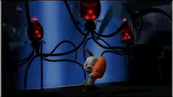 Chicken Little Alien Robot Chase Scene Speed Fast Youtube