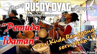 #PUSANG RUSDY OYAG PERCUSSION - PEMUDA IDAMAN
