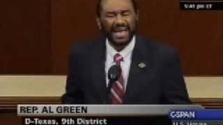 Rep. Al Green on the NAACP