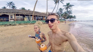 Шри Ланка/Серфинг/Bantik Boy