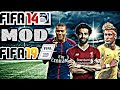 FIFA 14 MOD FIFA 19 Android Offline 1GB New Face Kits Transfers Update Best Graphics mp3