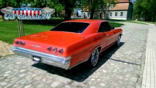 Cool Chevy Impala SS Coupe 1965 400hp - for sale - usClassic24
