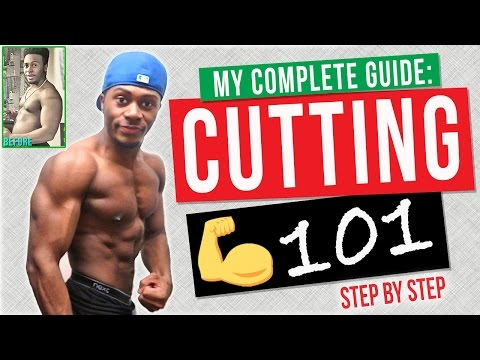 The Complete Beginners Guide: My Fat Loss Cutting Plan! (Step by Step)