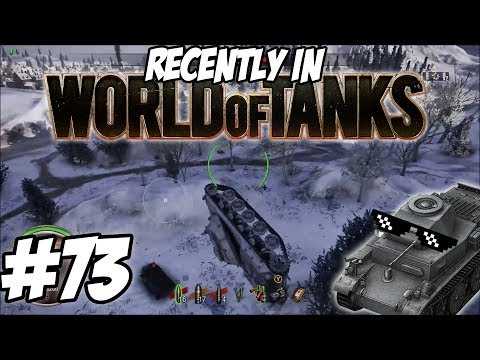 Recently in World of Tanks #73