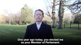 One year of delivering for Orpington | Gareth Bacon MP